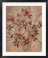 Framed Autumn's Delight I