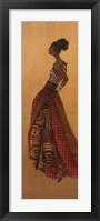 Framed Ebony Style II