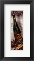 New Wine, Bottle Framed Print