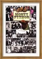 Framed Monty Python - Flying Circus Mosaic