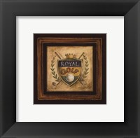 Framed Golf Royal - petite