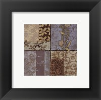 Pattern of Happiness II - petite Framed Print