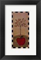 Framed Country Apple