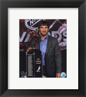 Framed Alex Ovechkin - 2010 Ted Lindsay Award
