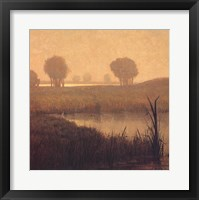 Framed Morning Marsh