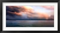 Framed Carribean Sea I