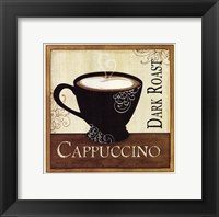 Framed Coffee and Cream II