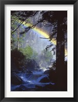 Framed Mystic Rainbow