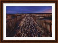 Framed Beach Walk