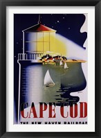 Cape Cod Framed Print