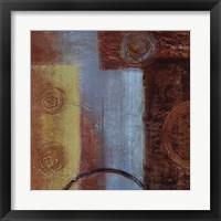 Framed Warm Texture II