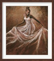 Framed Ethereal Grace