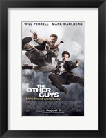 Framed Other Guys - Style B