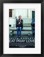 Framed Eat Pray Love - Style B