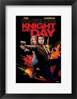 Framed Knight and Day - Style D