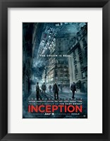 Framed Inception - Style F