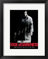 Framed Edge of Darkness - Style D