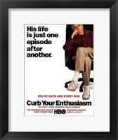 Framed Curb Your Enthusiasm Relive Each and Every One.