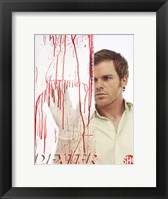 Framed Dexter Splatter Analysis