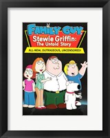 Framed Family Guy Stewie Griffin Untold Story