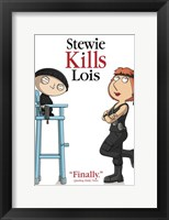 Framed Family Guy Stewie Kills Lois. Finally.