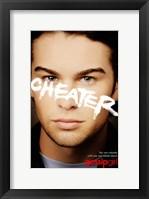 Framed Gossip Girl - Cheater