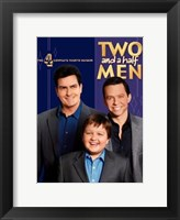 Framed Two and a Half Men
