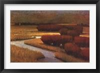 River Runs I Framed Print