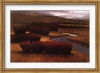 Framed River Runs II