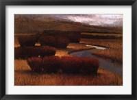 River Runs II Framed Print