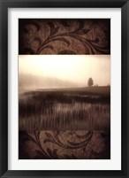 Framed Misty Morning