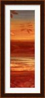 Framed Sun Rays I