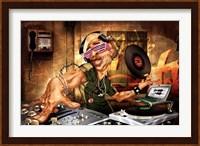 Framed DJ Frank