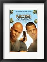 Framed NCIS: Los Angeles