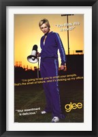 Framed Glee - Sue
