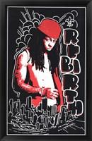 Framed Black Light - Lil Wayne