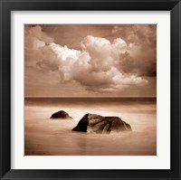 Framed Seascape III