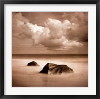 Framed Seascape III