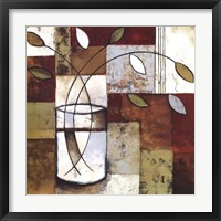 Framed Simple Joy II