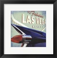 Framed Las Vegas