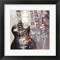 Framed Rock N Roll II