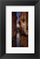 Framed Venetian Dreams I