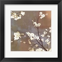 Framed Ode To Spring I
