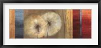 Framed Golden Dandelions