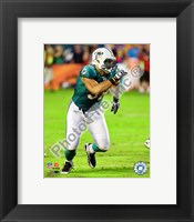 Framed Jared Odrick 2010 Action