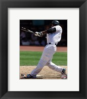 Framed Hanley Ramirez 2010 Action