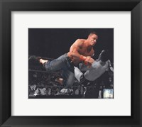 Framed John Cena 2010 Spotlight Action