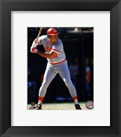Framed Tony Perez 1985 Action