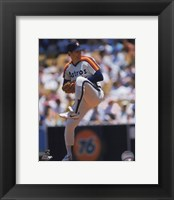 Framed Nolan Ryan 1985 Action
