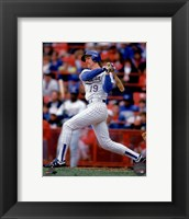 Framed Robin Yount 1992 Action